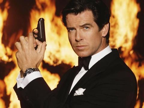 票选最喜欢的007演员:布鲁斯南第3,丹尼尔克雷格不敌肖恩康纳利