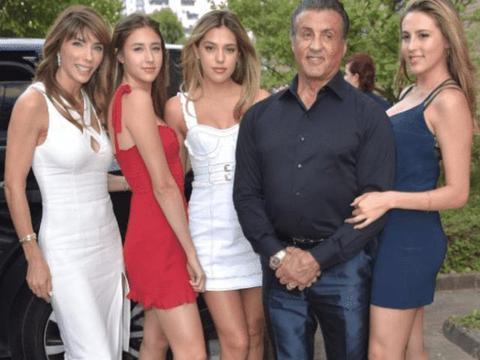 """他是国际功夫巨星,也是""""国民岳父"""",四个女儿堪称""""绿肥红瘦"""""""