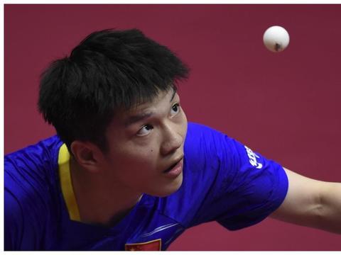 国乒主教练亲自上阵!樊振东零封全国冠军,成打进男单16强第一人