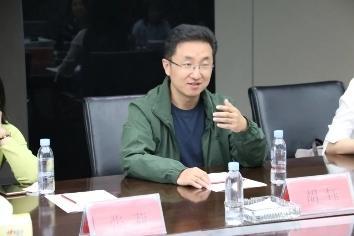清华大学新闻与传播学院党委书记胡钰一行赴地球第三极考察调研