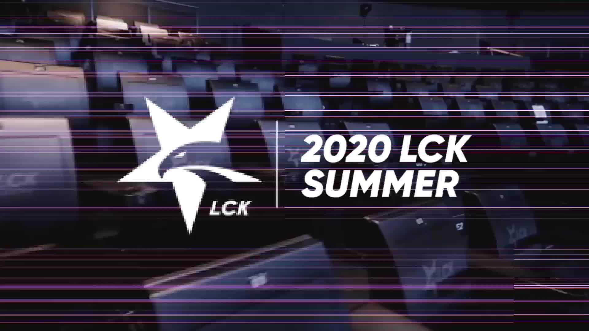LCK第八周TOP5: Kiin阿卡丽上演飞雷神之术