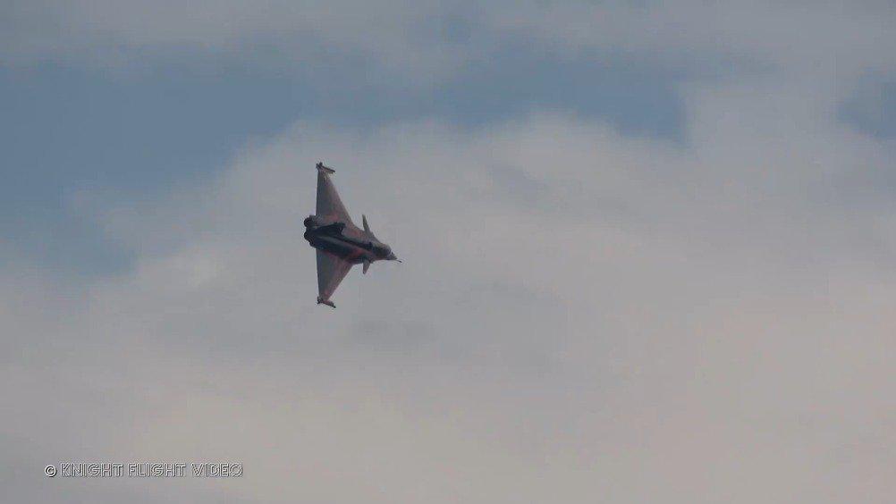 法国空军阵风战斗机(Rafale)2020年飞行表演视频