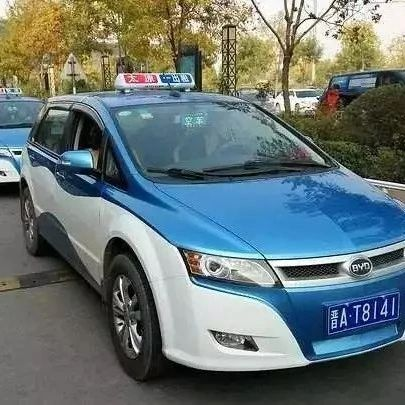 太原市出租车将启用人脸识别技术!人车绑定,防止无资质人员驾驶出租车!