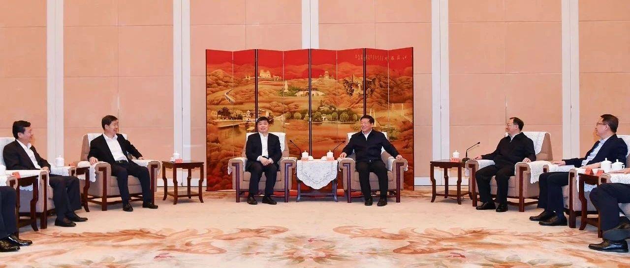 频频会见企业巨头,江苏省委书记有何深意?