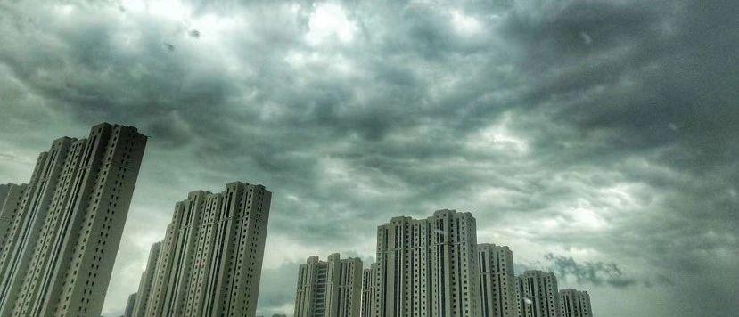 【最新】银川市气象局:预计未来24小时,还有雨!