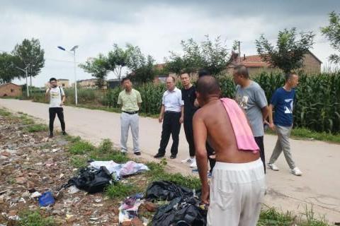 沧州市沧县三家违法企业涉嫌丢弃、遗撒工业固体废物被立案查处!