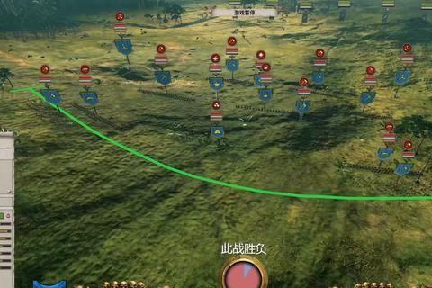 《战锤2 全面战争》战报,战车和飞机的对战,大人您过时了