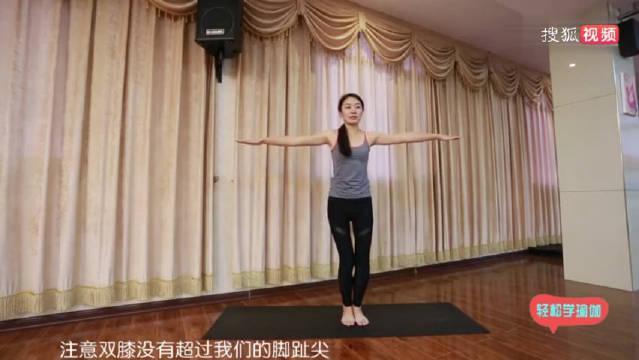 屈膝扭转式瑜伽:减少腰腹赘肉促进消化……