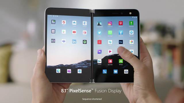 微软Surface Duo最新宣传片:将于9月10日发售,定价 1399 美元