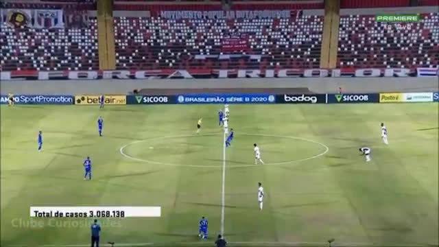 维克托首发出场,罗纳德梅开二度。圣保罗博塔弗戈2-0康费安卡……