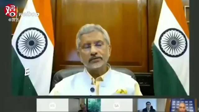 秒怂!印度外长称释迦牟尼是印度人,被尼泊尔反驳后迅速改口