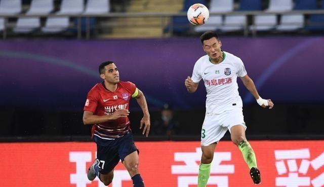 中超再现红牌!青岛黄海0-0重庆当代!上海申花外租球员领到红牌