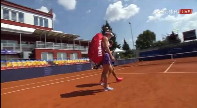 正直播-WTA布拉格站 女双首轮 哈勒普/斯特里科娃vs库德梅托娃/帕