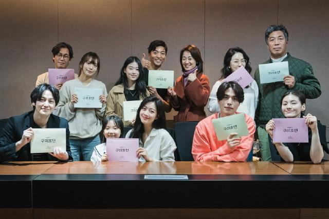 「李栋旭」tvN新剧现场照公开!2020年10月首播