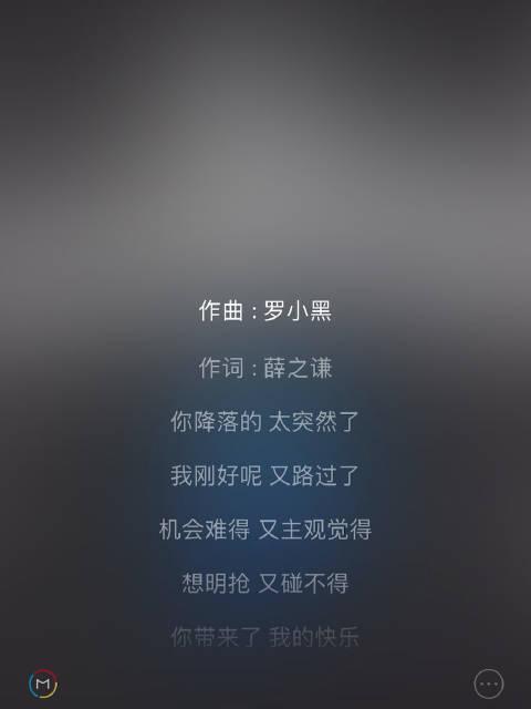 恭喜薛之谦新专辑首波主打《天外来物》获得星云人气榜周榜冠军!