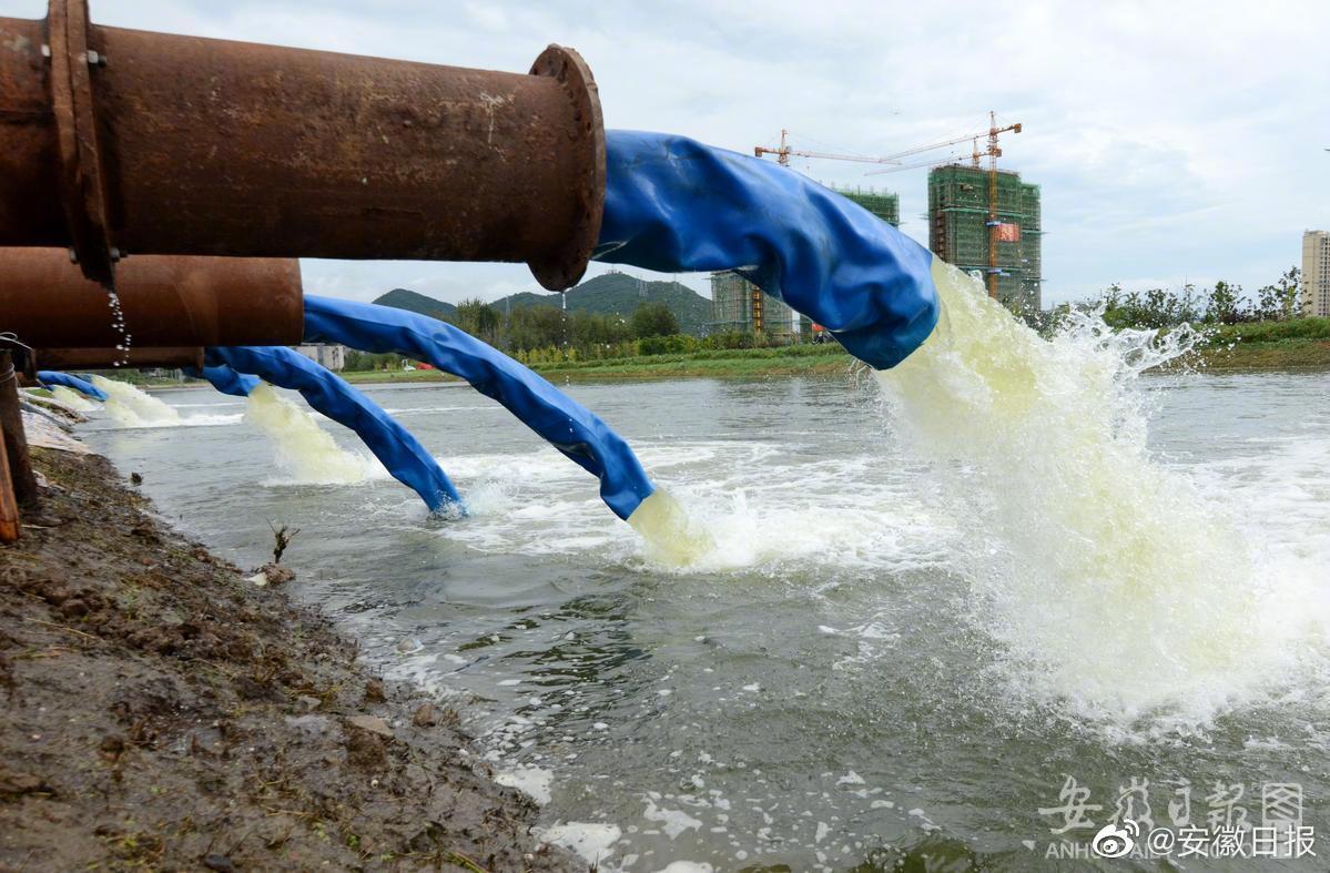 合肥市部署巢湖流域灾后堵口复堤排水