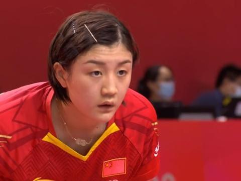 两位国乒世界第一上演逆转好戏!樊振东4-2晋级8强,陈梦连扳4局
