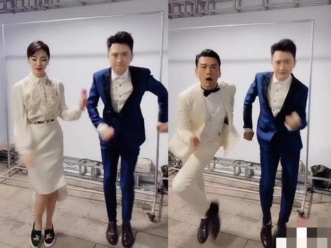 杨帆李思思同框热舞,被赞最帅央视男主持,频晒段子遭疑想当网红