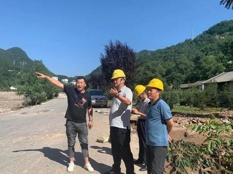 聚焦地市 商洛市生态环境局洛南县分局全力以赴开展抢险救灾工作