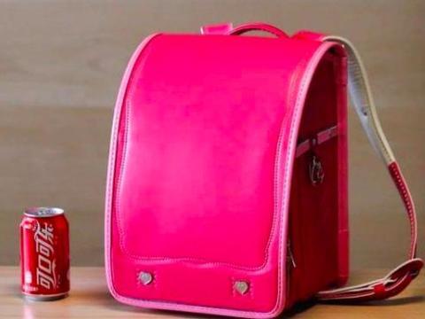 中国学生的书包一个才几十元,日本的却要3000多元,咋这么贵呢?