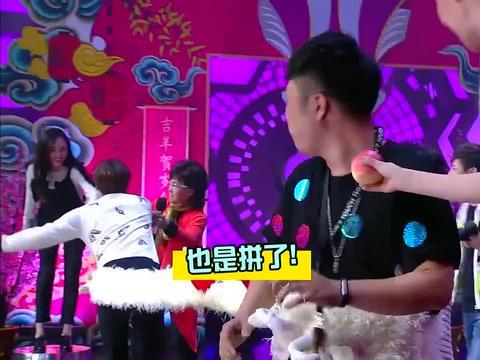 李易峰太招丈母娘喜欢,为帮峰峰胜利完全不顾形象,唐嫣惊呆!