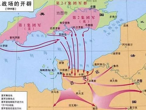 二战期间,丘吉尔为何一再推迟盟军开辟欧洲第二战场?
