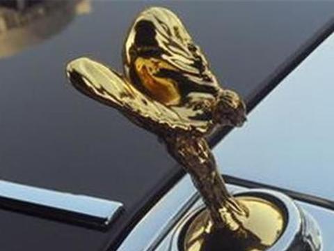 """随手捡的库里南""""飞天女神""""立标价值20万,不怕车主找来吗?"""