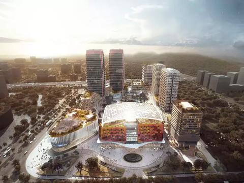 大横琴集团并购世联行 打造新型城市产业发展商