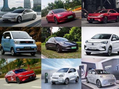 7月新能源汽车销量:今年首次增长,宝骏仅次特斯拉排名第二