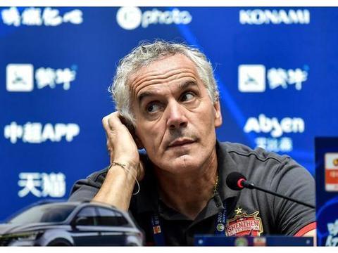 黑色幽默?多纳多尼告别中超 执教深足14战只赢2场对手都是富力