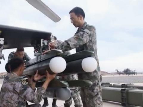 简氏:中国新型直升机载毫米波制导反坦克导弹曝光