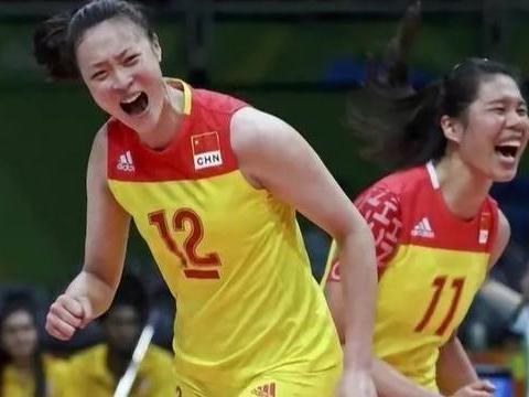 中国女排全能主攻手代表之一!曾砍奥运最高分,3次重扣拿下赛点