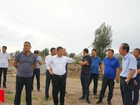 土左旗统筹推进新型城镇化建设