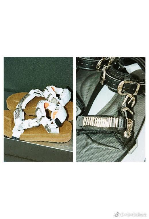 知名潮流鞋履品牌 SUICOKE 今回同时联合两个单位打造联名鞋款