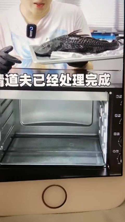 吃播小猪猪:清道夫有这么耐高温吗