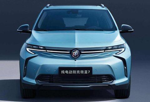 前瞻布局、硬核技术,别克微蓝7搅局20万级纯电SUV市场