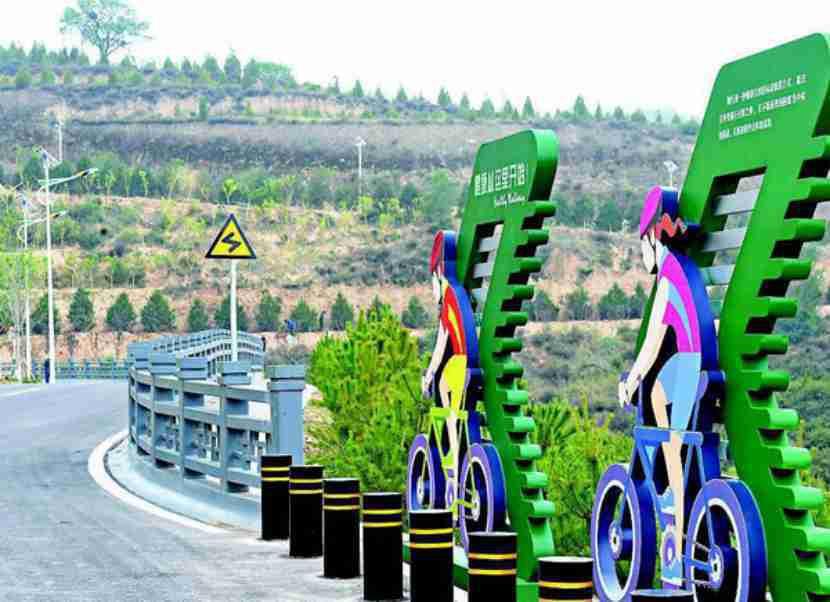太原东西山旅游公路成为绿色路、致富路