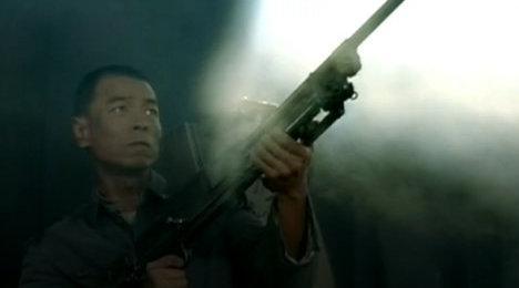 今日18:30 播出的《夜袭》描写了抗日战争时期八路军夜袭阳明堡日