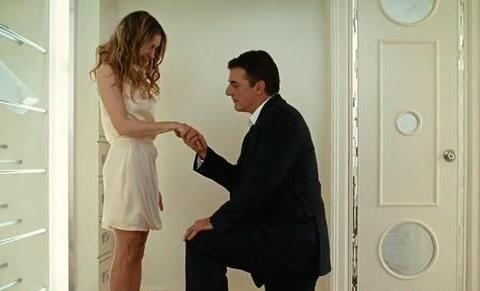 为什么《欲望都市》big不想结婚carry为什么他们很容易嫁