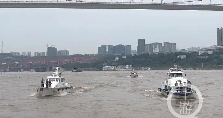 记者直击 | 长江非法捕捞高发水域首轮同步巡查 个别垂钓行为也被教育制止