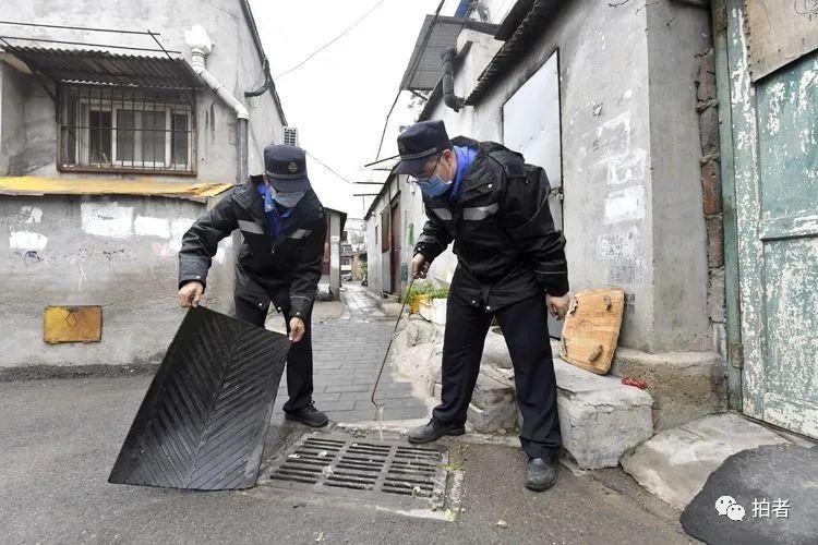 北京11万人备勤等雨 这一天我们到底经历了什么(图)