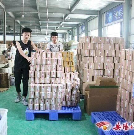 """汤阴县电子商务公共服务中心:""""电商快车""""按下加速键"""