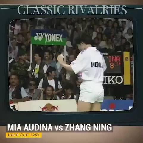 1994年尤伯杯,张海丽一战成名