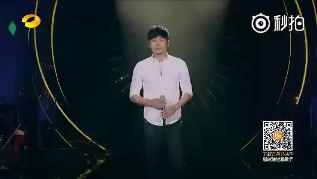 李荣浩现场翻唱《笑忘书》,从开始哭着嫉妒,到最后笑着羡慕……
