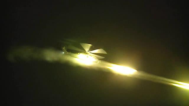 中国武直-10上高原还有多强战斗力?他们跨昼夜开火精准歼敌