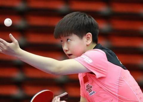 过山车之战!孙颖莎3-0领先,被追至3-3,决胜局11-6加冕冠军!