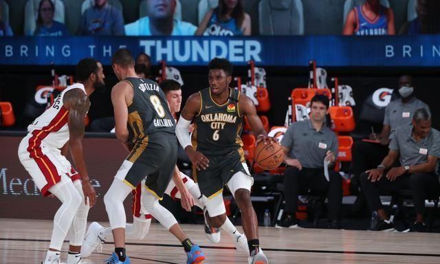 NBA常规赛迎来一场焦点对决,雷霆对阵热火,本场比赛的价值其实没那么大