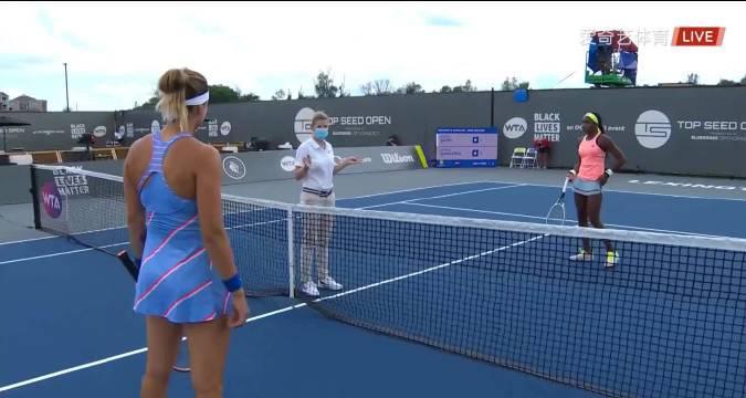 正直播-WTA莱克星顿站 女单第2轮 高芙vs萨巴伦卡 直播地址