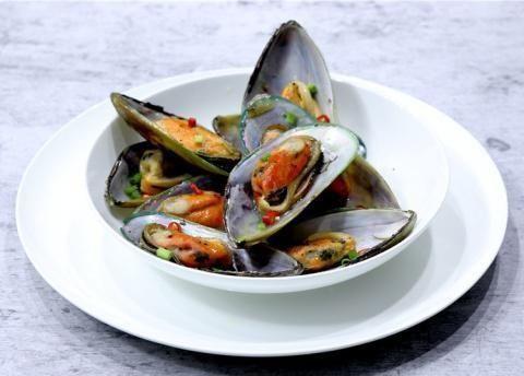西餐入门海鲜:超级法式青口