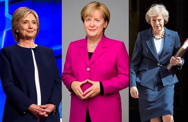特朗普称她恶毒女人?亚裔副总统候选人爱戴黑珍珠,穿衣赢希拉里
